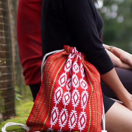 Impulse Empower Mishing Drawstring Bag